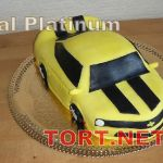 Торт Автомобиль_57