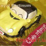Торт Автомобиль_5