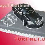 Торт Автомобиль_65