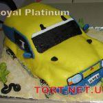 Торт Автомобиль_6