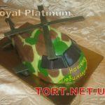 Торт Вертолёт_1