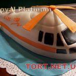 Торт Вертолёт_4