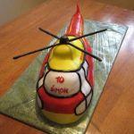 Торт Вертолёт_7