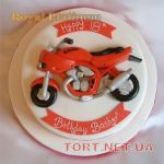 Торт Мотоцикл_11
