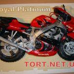 Торт Мотоцикл_12