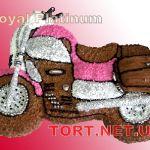 Торт Мотоцикл_2