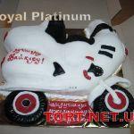 Торт Мотоцикл_3