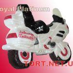 Торт Мотоцикл_4