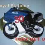 Торт Мотоцикл_5