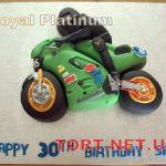 Торт Мотоцикл_6