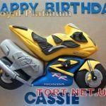 Торт Мотоцикл_7