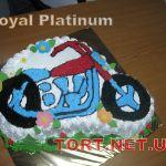 Торт Мотоцикл_8