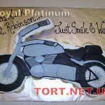 Торт Мотоцикл_9