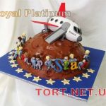 Торт Самолет_23