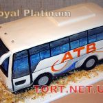 Торт Автобус_1