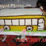 Торт Автобус_2