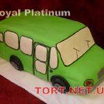 Торт Автобус_3