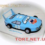 Торт Гоночное авто_4