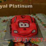 Торт Детское авто_11