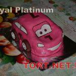 Торт Детское авто_12