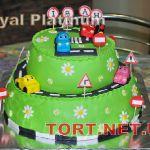 Торт Детское авто_13