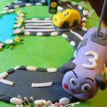 Торт Детское авто_19