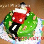 Торт Детское авто_1