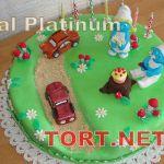 Торт Детское авто_22