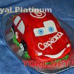 Торт Детское авто_5
