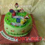 Торт Детское авто_6
