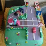 Торт Детское авто_8