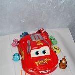 Торт Мультяшное авто_11