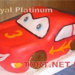 Торт Мультяшное авто_14