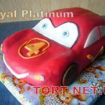 Торт Мультяшное авто_15