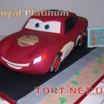 Торт Мультяшное авто_17