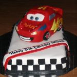 Торт Мультяшное авто_21