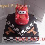 Торт Мультяшное авто_22