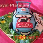 Торт Мультяшное авто_24