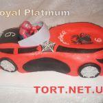 Торт Мультяшное авто_2