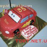 Торт Мультяшное авто_9