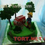 Торт Сервисное авто_18
