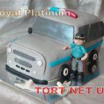 Торт Сервисное авто_1