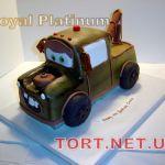 Торт Сервисное авто_5