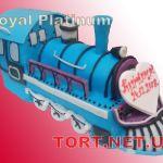 Торт Поезд_10