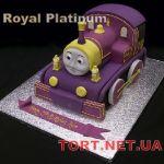 Торт Поезд_11