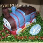 Торт Поезд_12