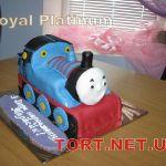 Торт Поезд_13