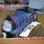 Торт Поезд_17