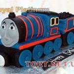 Торт Поезд_18