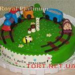 Торт Поезд_19